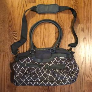 Gently used JJ Cole diaper bag